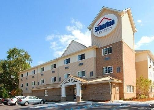 Suburban Extended Stay Hotel North - Ash