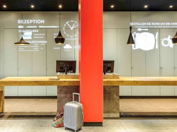 Hotel ibis Berlin Hauptbahnhof