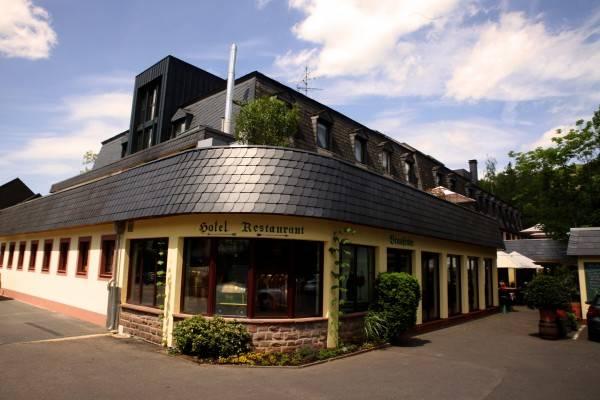 Hotel Blesius Garten