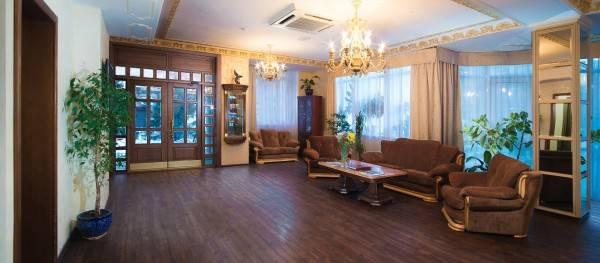 Victory hotel-Irkutsk
