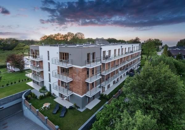 Hotel Villa 4 Pory Roku Apartamenty Rozewie