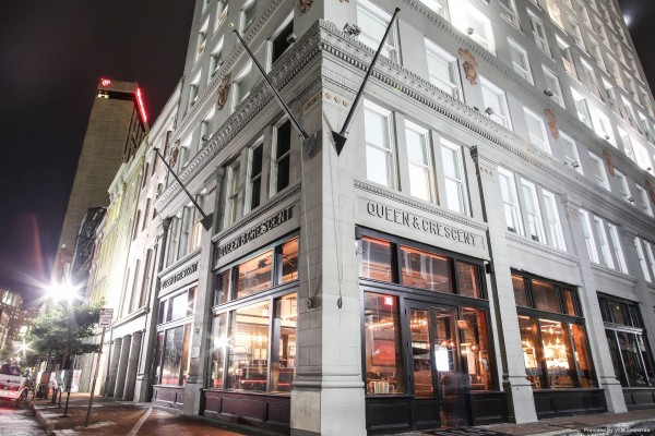 Q&C HotelBar New Orleans Autograph Collection®