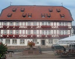 Altes Rathaus Hotel-Restaurant-Cafe