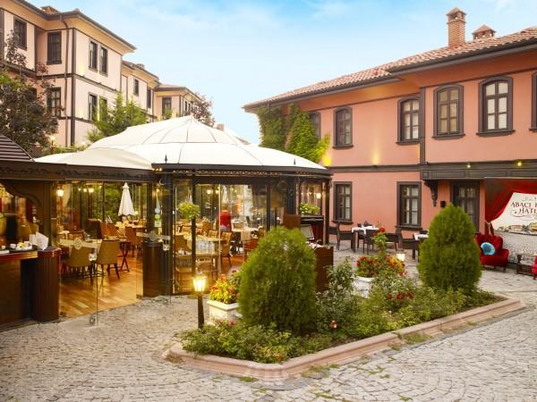 Hotel Abacı Konak Otel special class