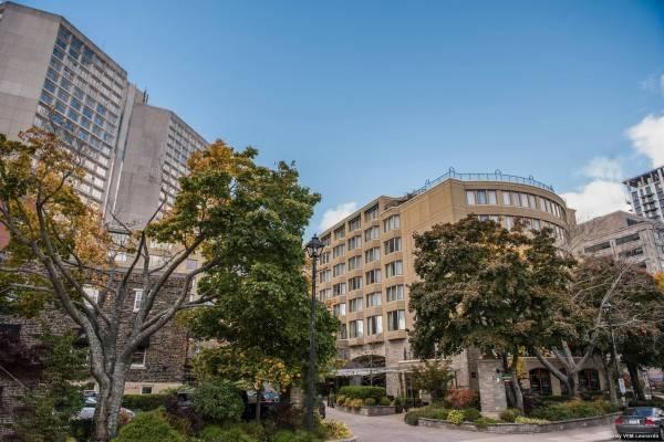 Hotel Courtyard Halifax Downtown