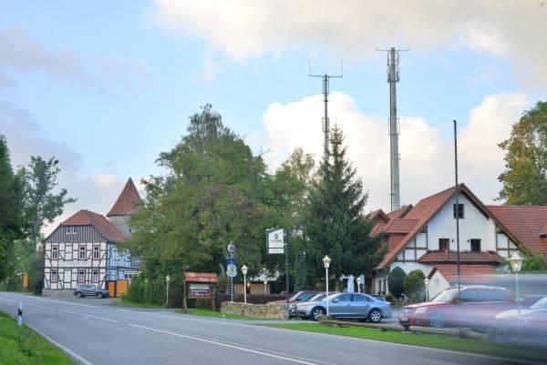 Hotel Lengefelder Warte