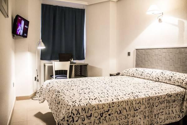 Hotel Alda Centro Palencia