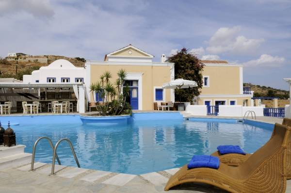 Hotel Lefkes Village