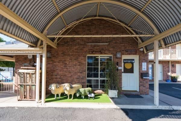 Shearing Shed Motor Inn