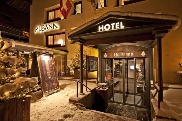 Hotel Albana