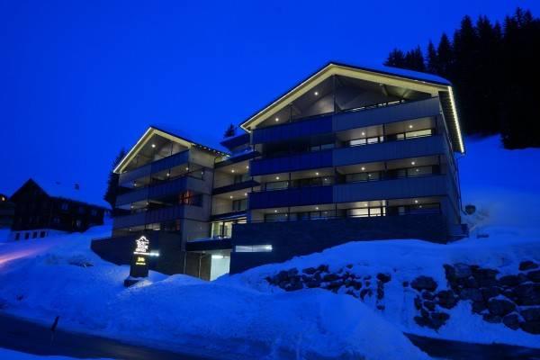 Hotel Alpinresort Damüls
