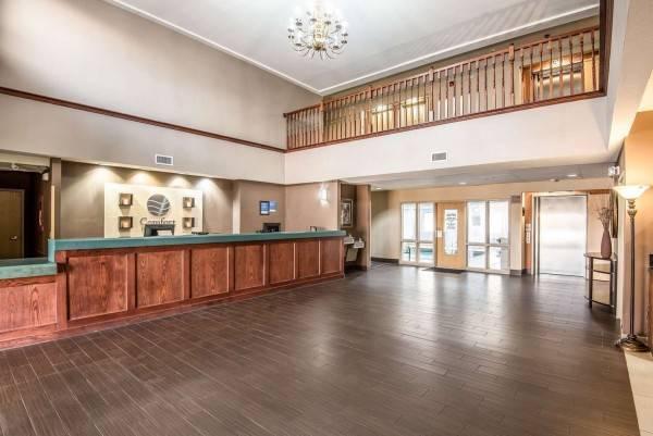 Comfort Inn and Suites Lees Summit -Kans