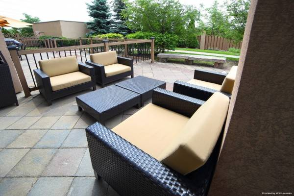Hotel Courtyard Mississauga-Airport Corporate Centre West