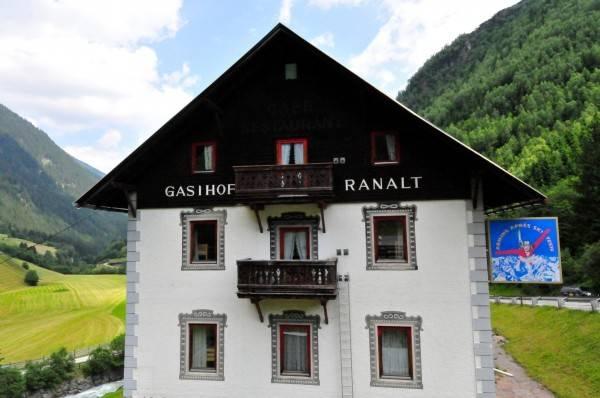 Hotel Ranalt Hütte