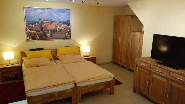 Hotel Nuernberg-Apart