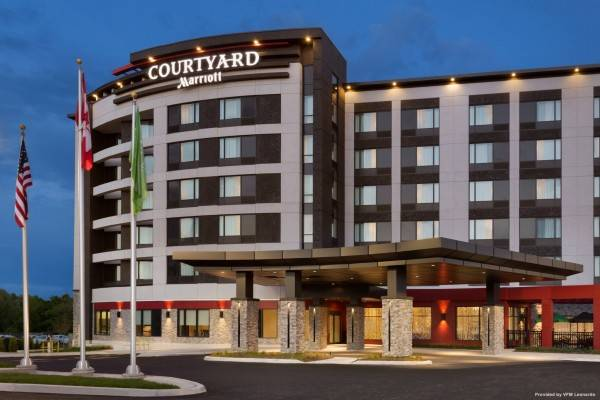 Hotel Courtyard Toronto Mississauga/West