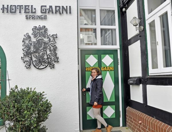 Hotel Garni Springe