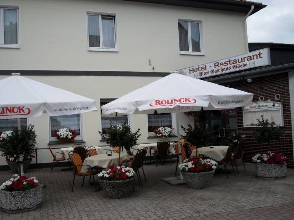 Hotel Altes Gasthaus Göcke