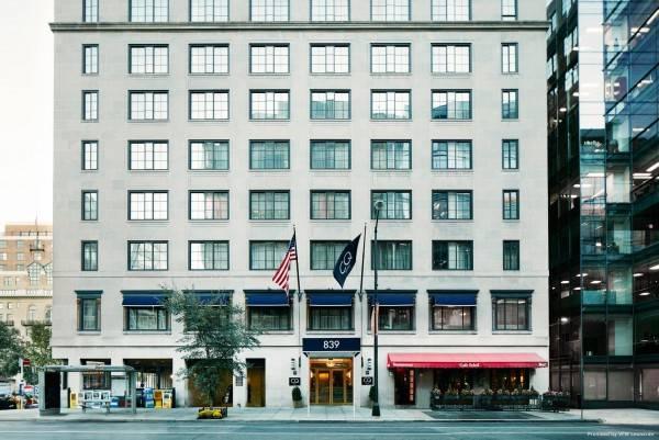 D.C. Club Quarters Hotel in Washington