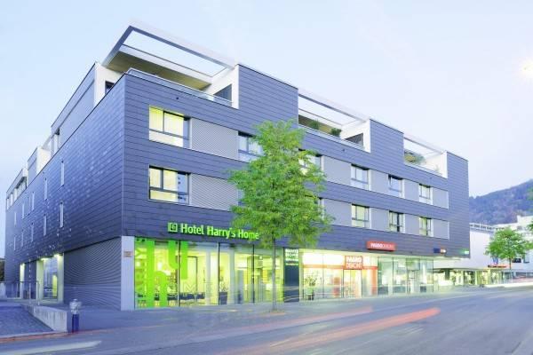 Hotel Harry's Home Dornbirn