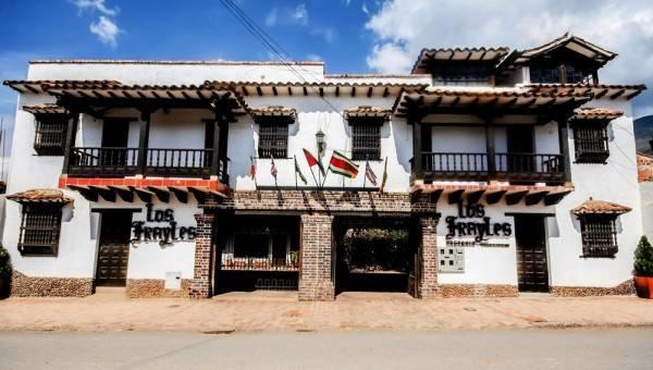 Hotel Hosteria Los Frayles