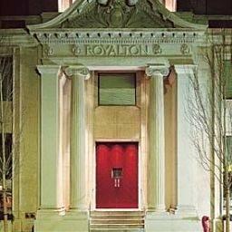 ROYALTON HOTEL NEW YORK CON