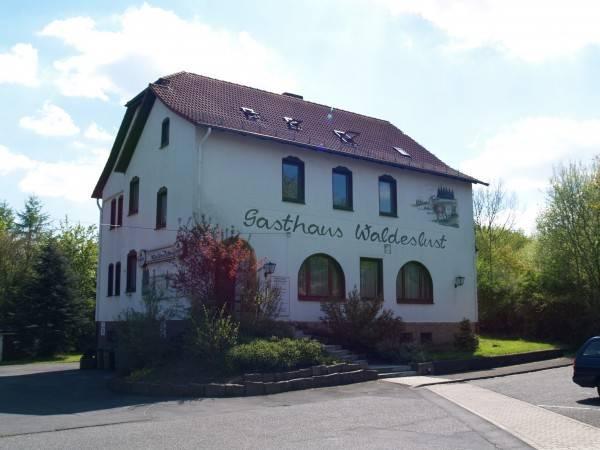 Hotel Schäferberg Gästehaus Waldeslust