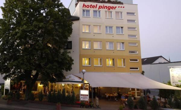 Hotel Pinger Rhineland-Holiday