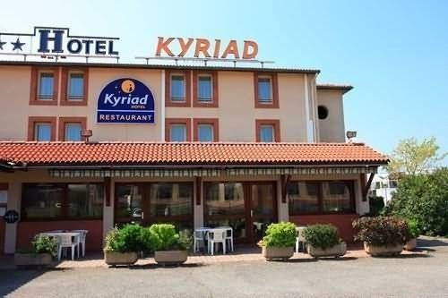 Hotel Kyriad Toulouse Blagnac Aéroport