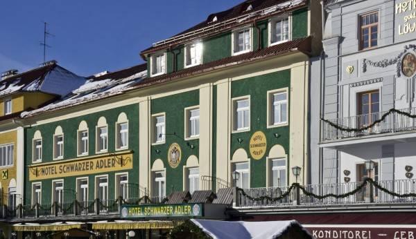 HOTEL SCHWARZER ADLER - MARIAZELL