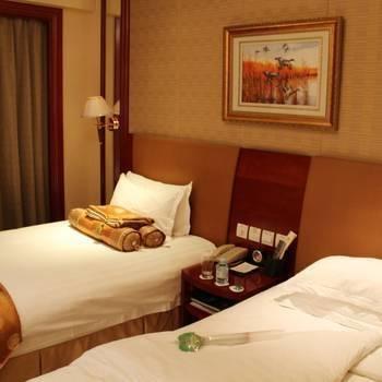Hotel Jiangsu Plaza