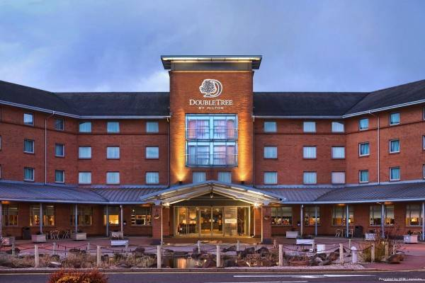 Hotel DoubleTree by Hilton Glasgow Strathclyde
