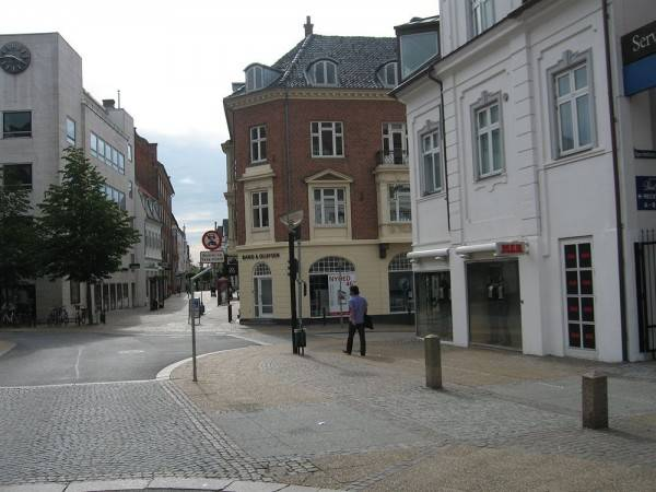 Hotel Viborg Byferie