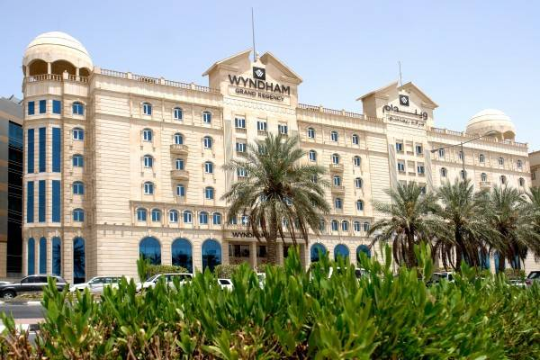 Hotel Wyndham Grand Regency