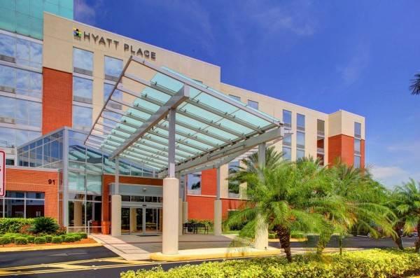 Hotel Hyatt Place Ft Lauderdale Airport-South