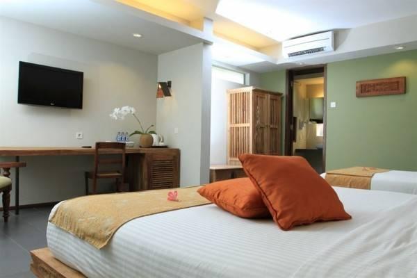 Hotel Rumah Batu Villa & Spa