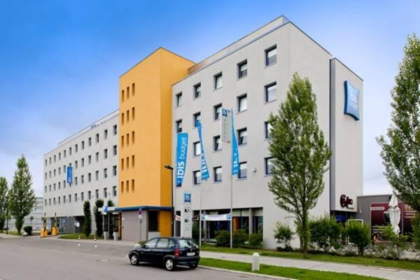 Hotel Ibis Budget Muenchen Ost Messe
