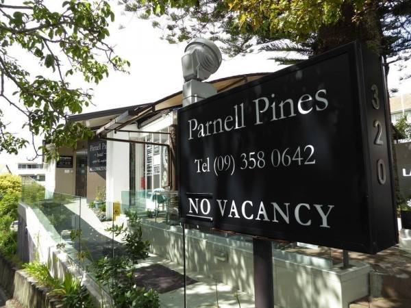 Hotel Parnell Pines