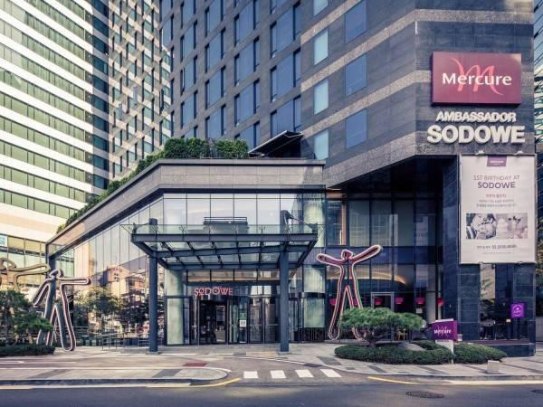 Hotel Mercure Ambassador Seoul Gangnam Sodowe