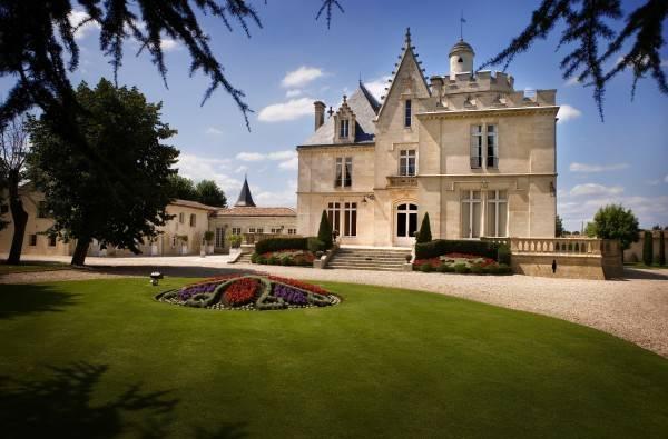 Hotel Château Pape Clément