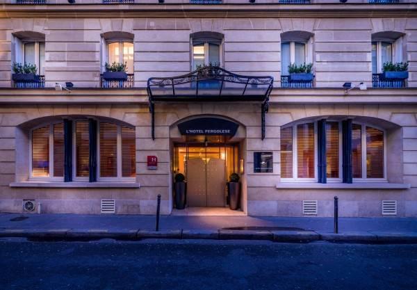 lhotel Pergolese
