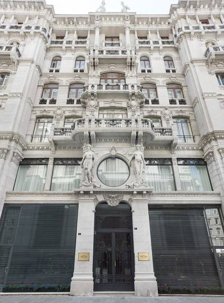 Hotel Palace Suite