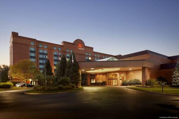 Hotel Hartford/Windsor Marriott Airport