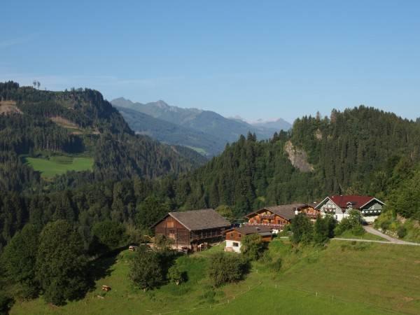Hotel Gasthof Pesbichl Urlaub am Bauernhof