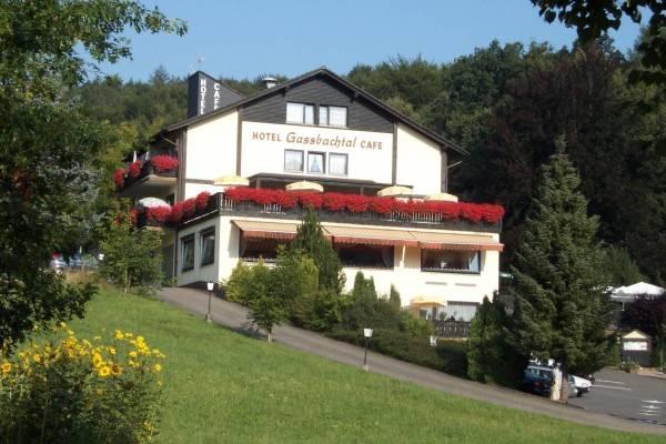 Hotel Gassbachtal Nibelungen Cafe