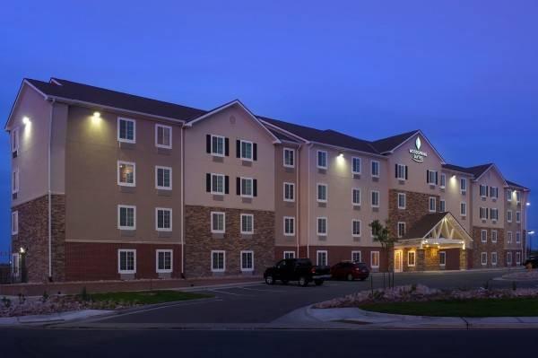 Hotel WoodSpring Suites Aurora Denver Airport