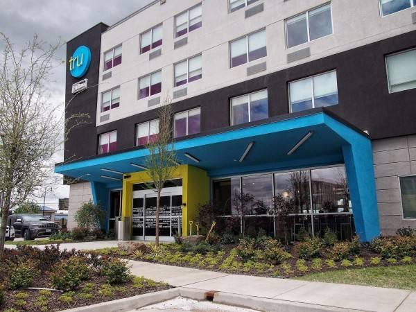 Hotel Tru by Hilton Oklahoma City Airport OK