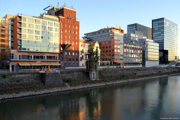Hotel Courtyard Duesseldorf Hafen