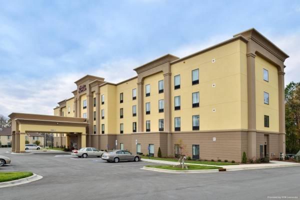 Hampton Inn & Suites Shelby NC
