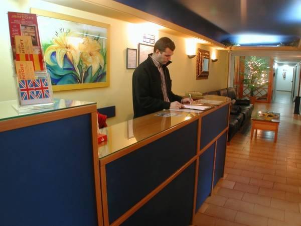 Hotel Jentoft Hostal